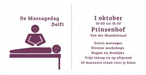 de massagedag delft logo